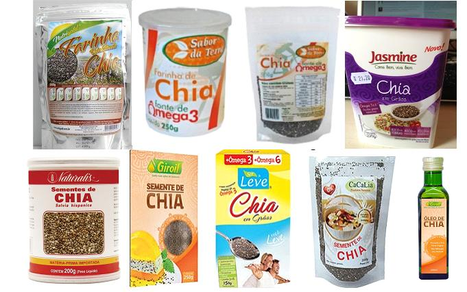 produtos chia