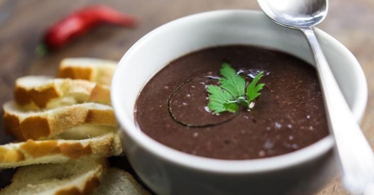 sopa-feijão