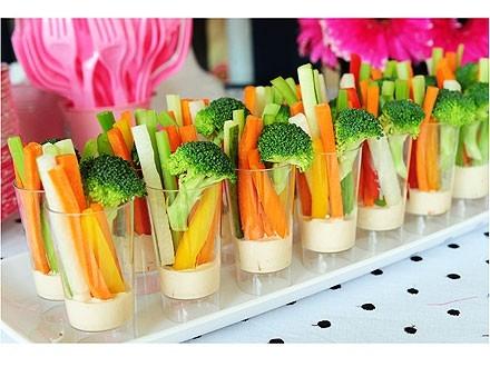 Resultado de imagem para palitinhos de legumes petiscos