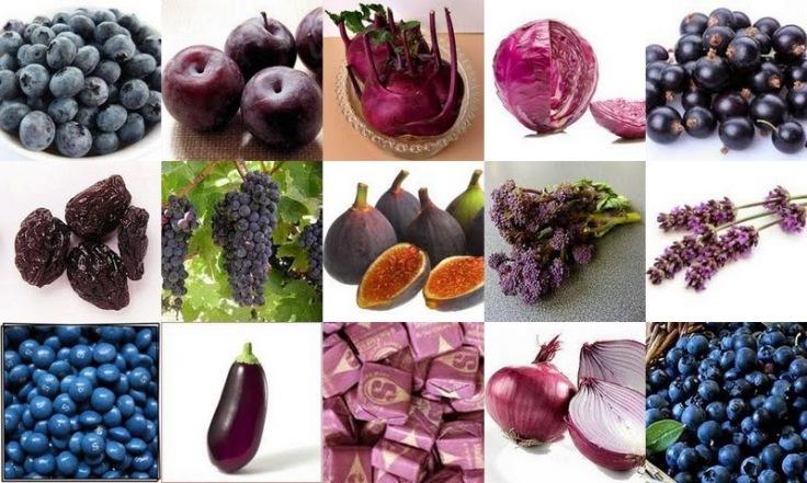 alimentos roxos