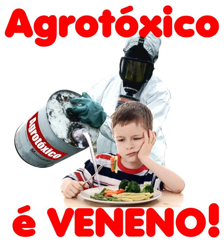 Agrotoxico e veneno