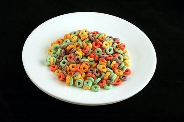 cereal de frutas