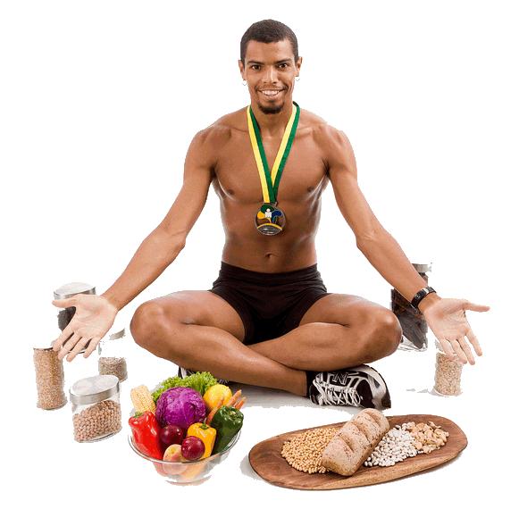 Daniel Meyer, ultramaratonista vegano.